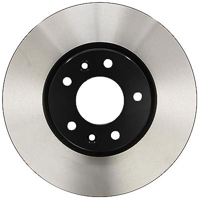 Wagner BD126344E Premium E-Coated Brake Rotor: Automotive