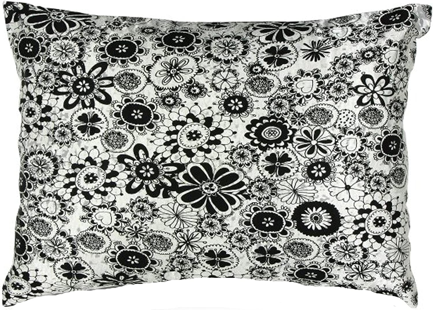 Mimex Pillow Cover Flower Print Home Kitchen