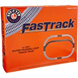 Lionel FasTrack Electric O Gauge, Outer Passing Loop Add-on Pack