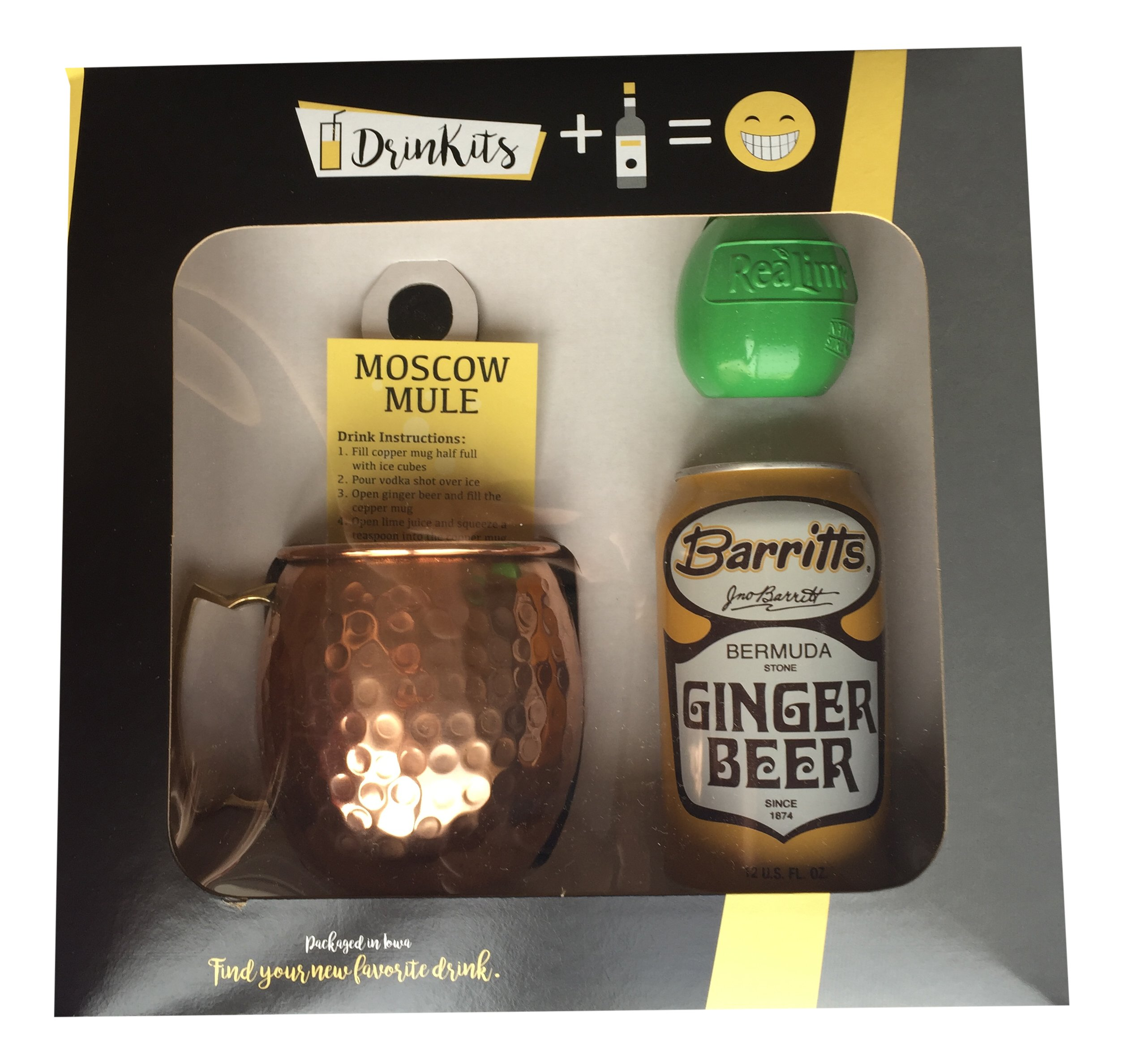 DRINKITS Moscow Mule Kit