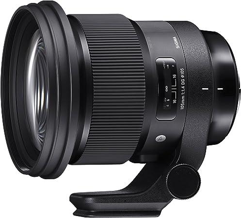 Sigma 105mm F1 4 Dg Hsm Art Objektiv Für Canon Kamera