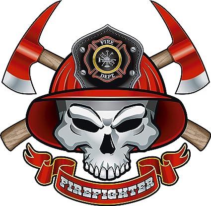 LOS ANGELES FIRE DEPARTMENT STICKER LAFD HELMET