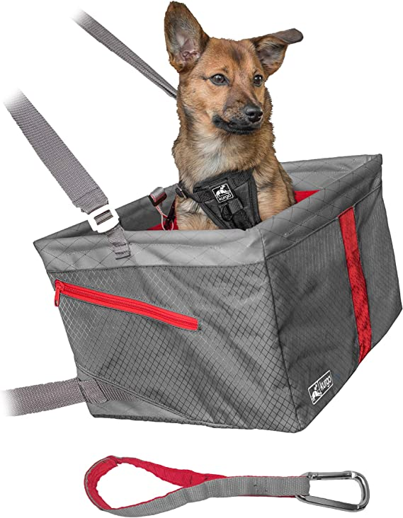 Kurgo Car Pet Booster Seat for Dogs or Cats,