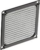 AINEX アルミ製ファンフィルター [ 92mm用 ] [ ブラック ] CFA-90B-BK