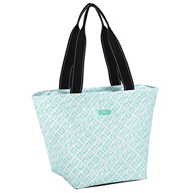 65557283f Amazon.com: SCOUT Daytripper Everyday Tote Bag, Shoulder Bag, Water  Resistant, Wipes Clean, Zips Closed: Clothing