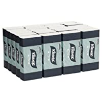 4456 KLEENEX Optimum Hand Towel, 120 towels per pack, 20 packs per case