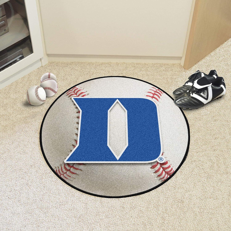 27 Diameter Team Color FANMATS 19571 Duke D Baseball Mat