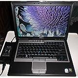 Dell Latitude D620 14.1-Inch Laptop (Intel Core Duo T2400 1.83GHz, 2GB, 80GB, DVD, Windows XP), Silver