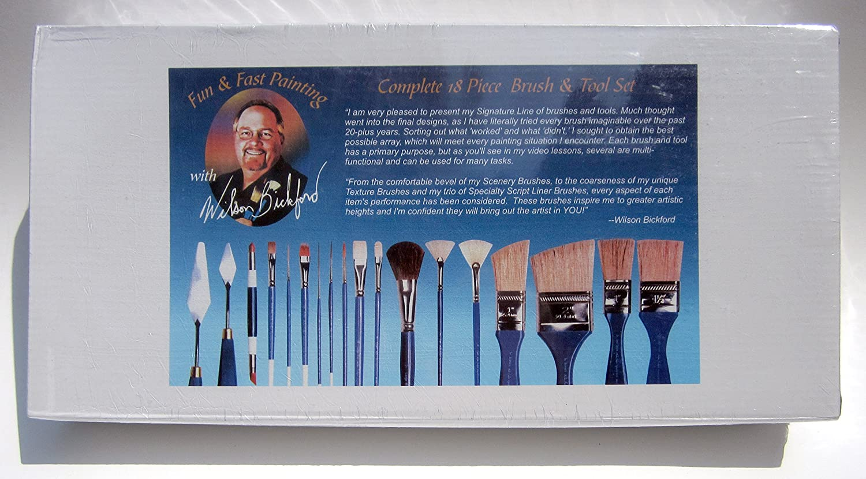 Wilson Bickford Signature Series Scenery Brush 1