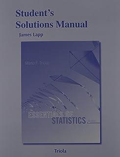 amazon com essentials of statistics 5th edition 9780321924599 rh amazon com Elementary Statistics Problems College Elementary Statistics