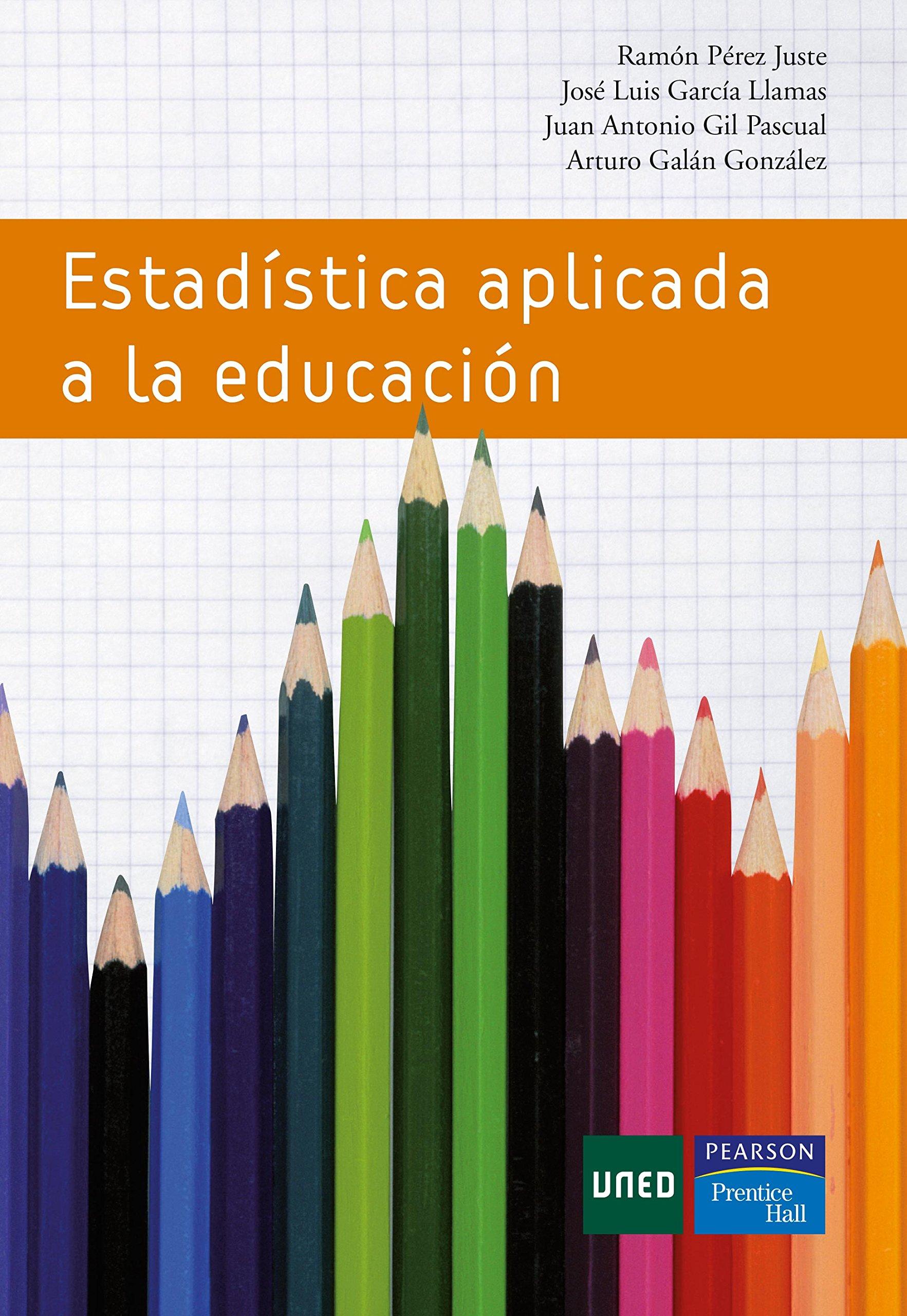 Estadística aplicada a la educación: Amazon.es: Ramón Pérez ...