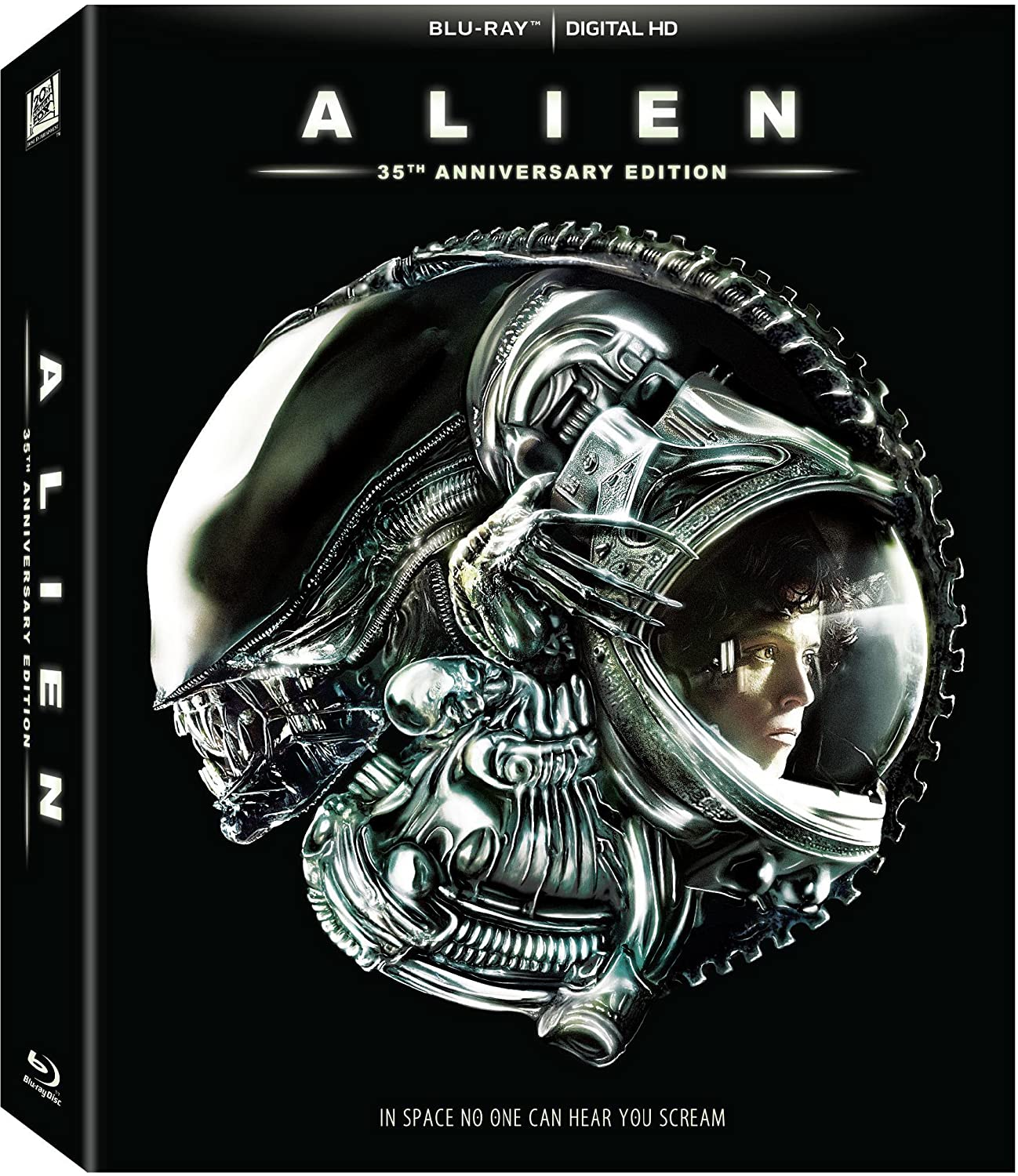 Alien (35th Anniversary) [Blu-ray] [Italia]: Amazon.es: Tom Skerritt, Nick Allder, Peter Baldock, Sigourney Weaver, Adrian Biddle, Veronica Cartwright, Alan Bryce, Harry Dean Stanton, John Hurt, Gordon Carroll, Ian Holm, Yaphet Kotto, Roger