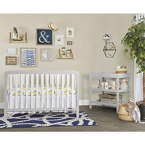 Dream On Me Ridgefield II 5-in-1 Convertible Crib