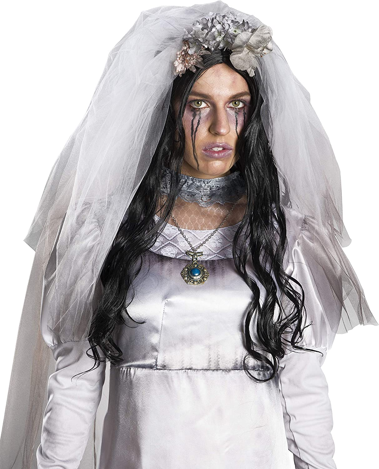 Women's The Curse of La Llorona Adult Costume Wig