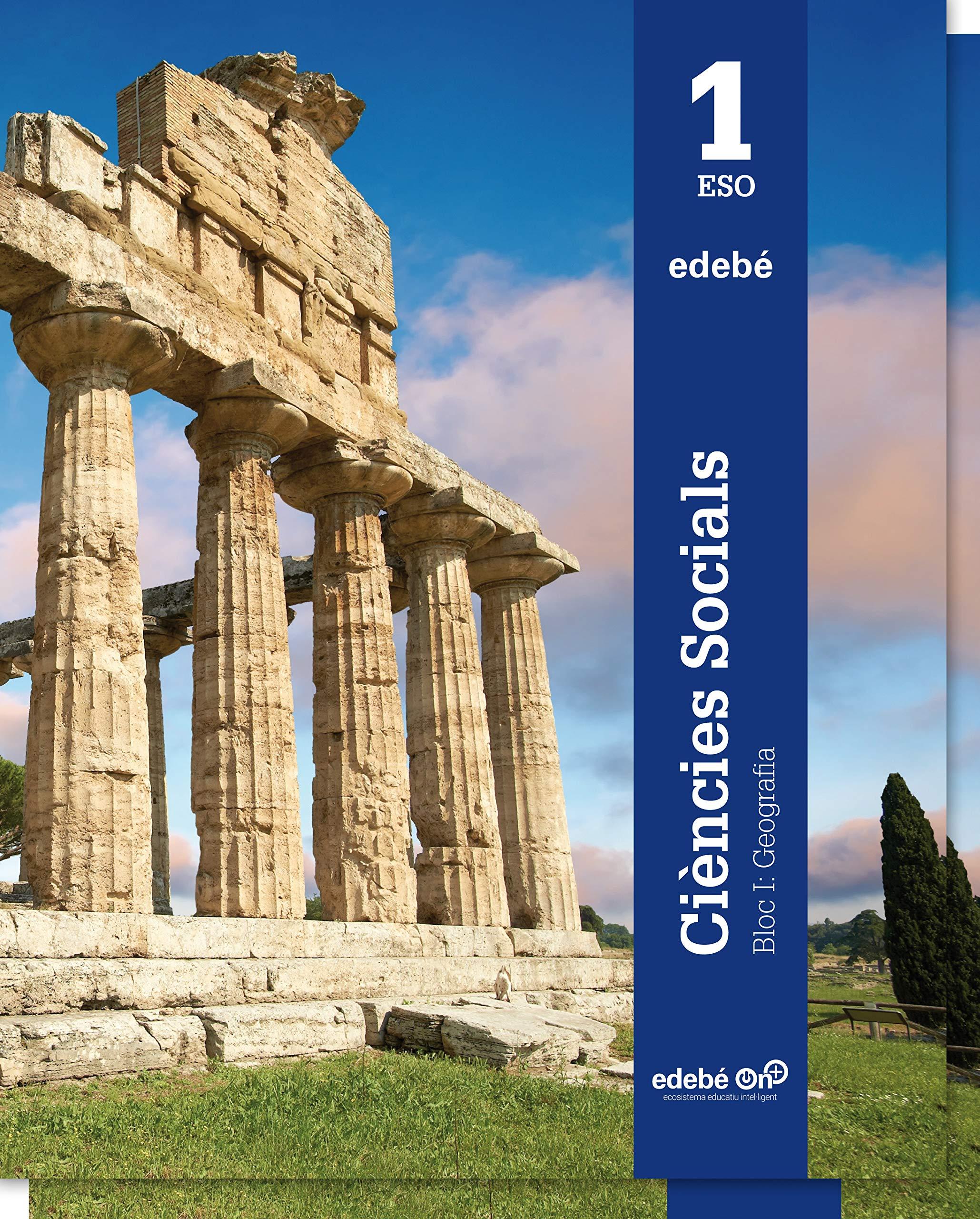 Ciències Socials, Geografia i Història 1. Bloc I + II - 9788468320915: Amazon.es: Edebé, Obra Colectiva: Libros
