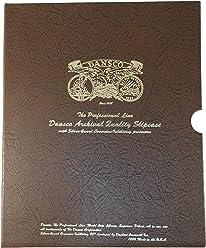 Modern Commemorative Type Dollars 1983-2004 Volume 1 Album #7062-1 DANSCO U.S