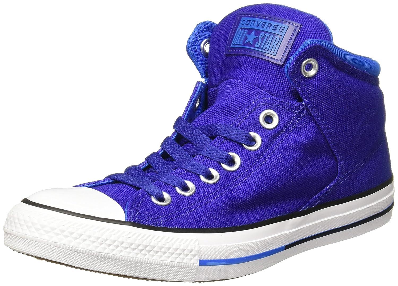Converse Men's Street Tonal Canvas High Top Sneaker B01HNB8TAG 9 D(M) US|True Indigo/Soar/White