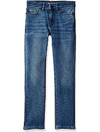 9ba1f7f514b Amazon Essentials Boys  Slim-Fit Jeans