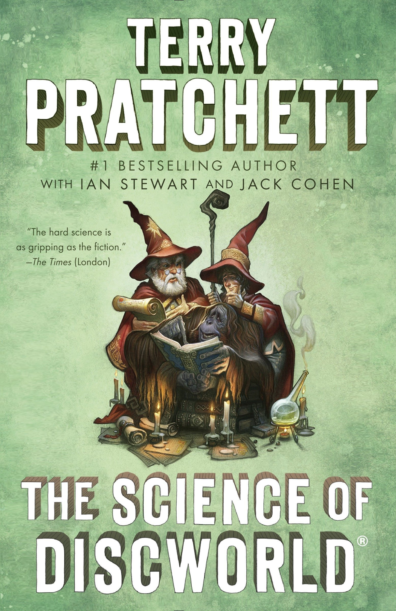 Download The Science of Discworld: A Novel (Science of Discworld Series) pdf