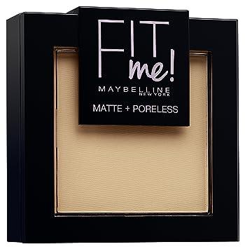 Maybelline Fit Me Matte Poreless Powder Nr 220 Natural Beige