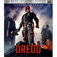 Deals on Dredd Blu-ray 3D