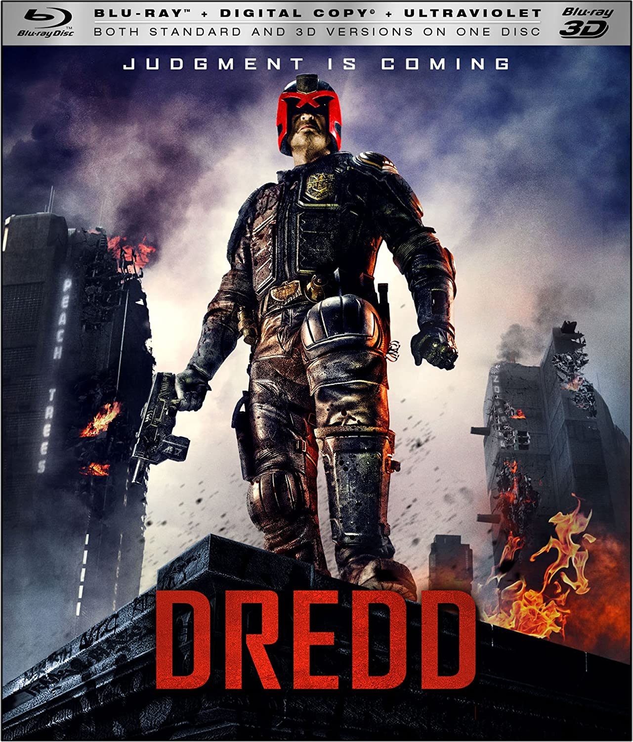 Dredd [Alemania] [Blu-ray]: Amazon.es: Karl Urban, Lena ...