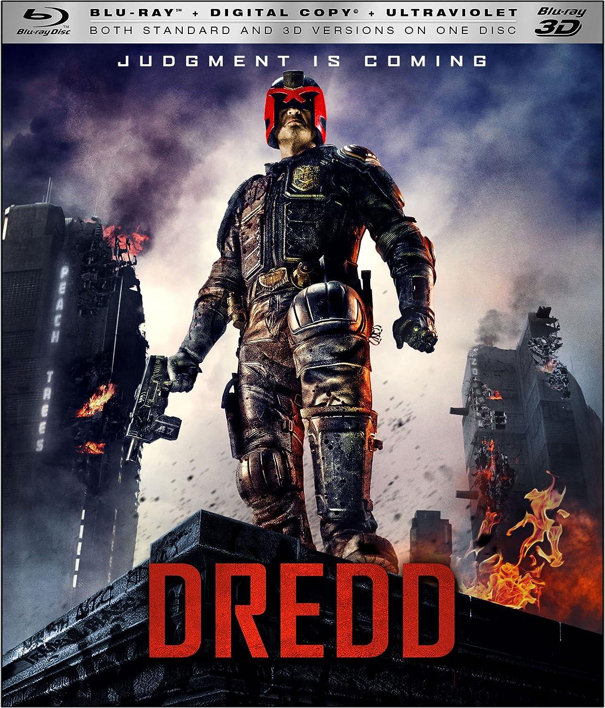 Dredd [Alemania] [Blu-ray]: Amazon.es: Karl Urban, Lena ...