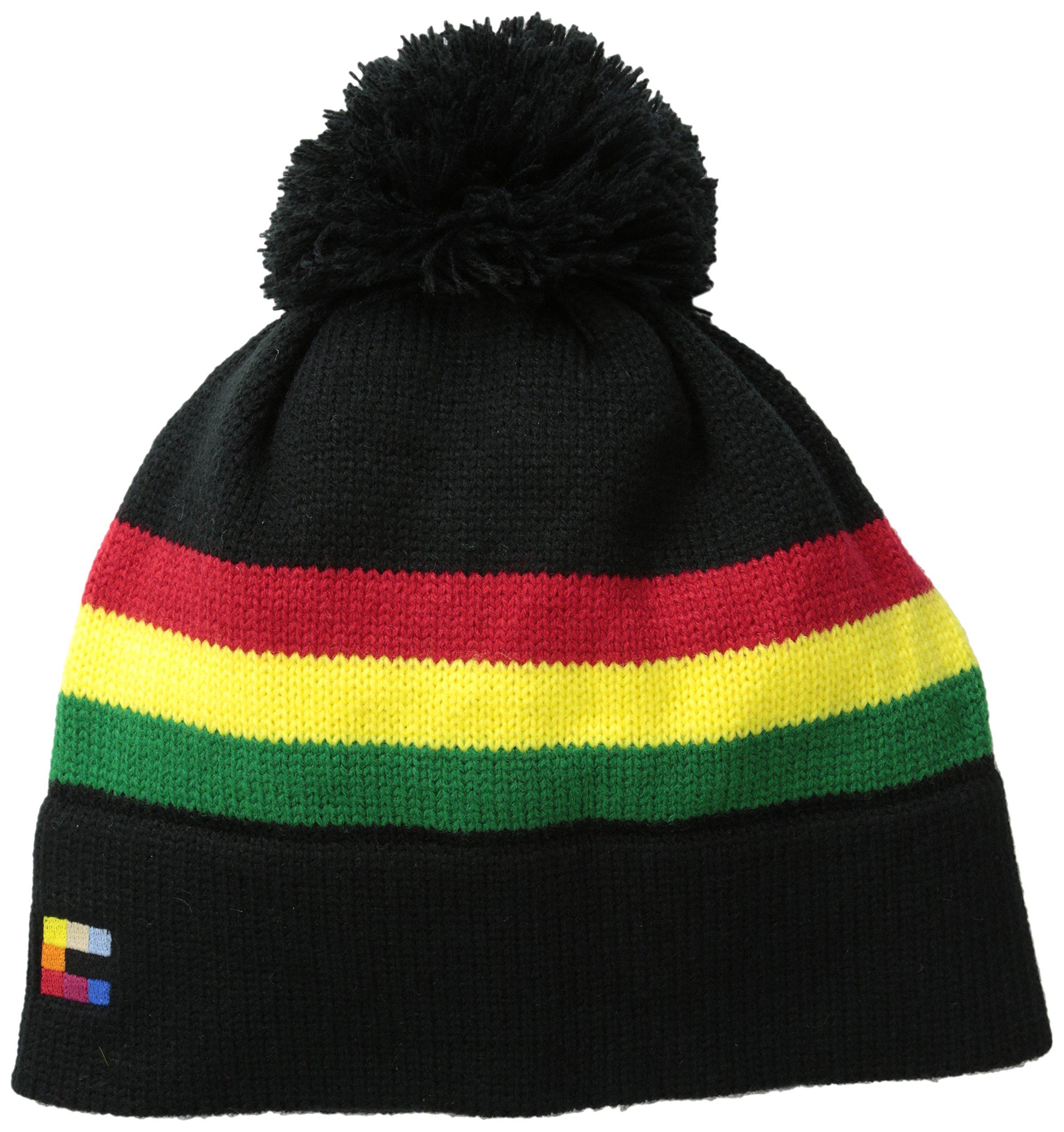 Coal The Freezin Fine Knit Beanie Hat with Pom Pom