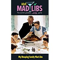 My Bleeping Family Mad Libs