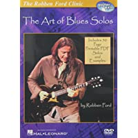 Robben Ford - The Art Of Blues Solos DVD