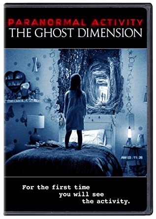 paranormal activity 6 ghost dimension