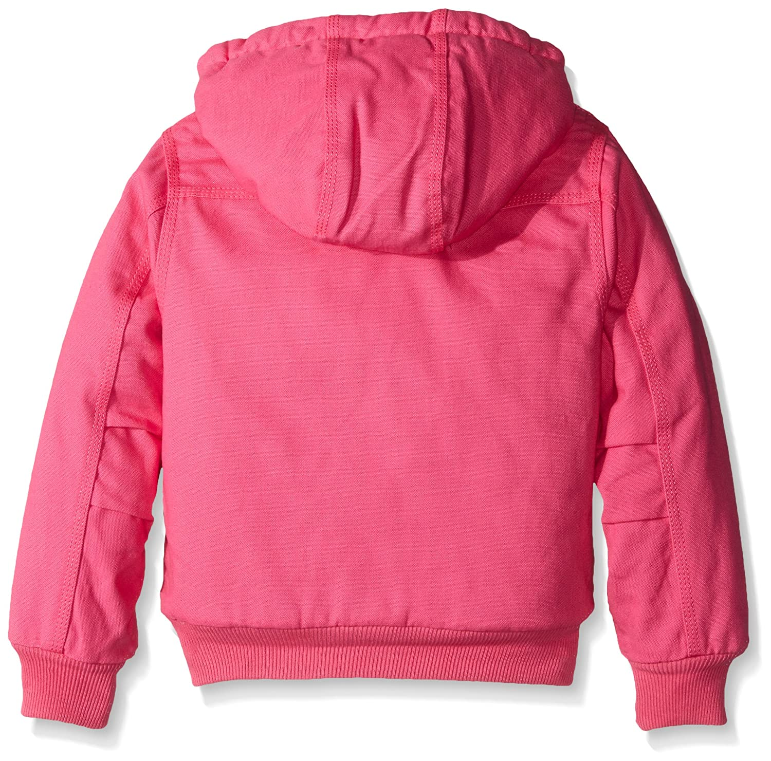 86ec10c9a Amazon.com  Carhartt Big Girls  Wildwood Jacket Quilt  Clothing