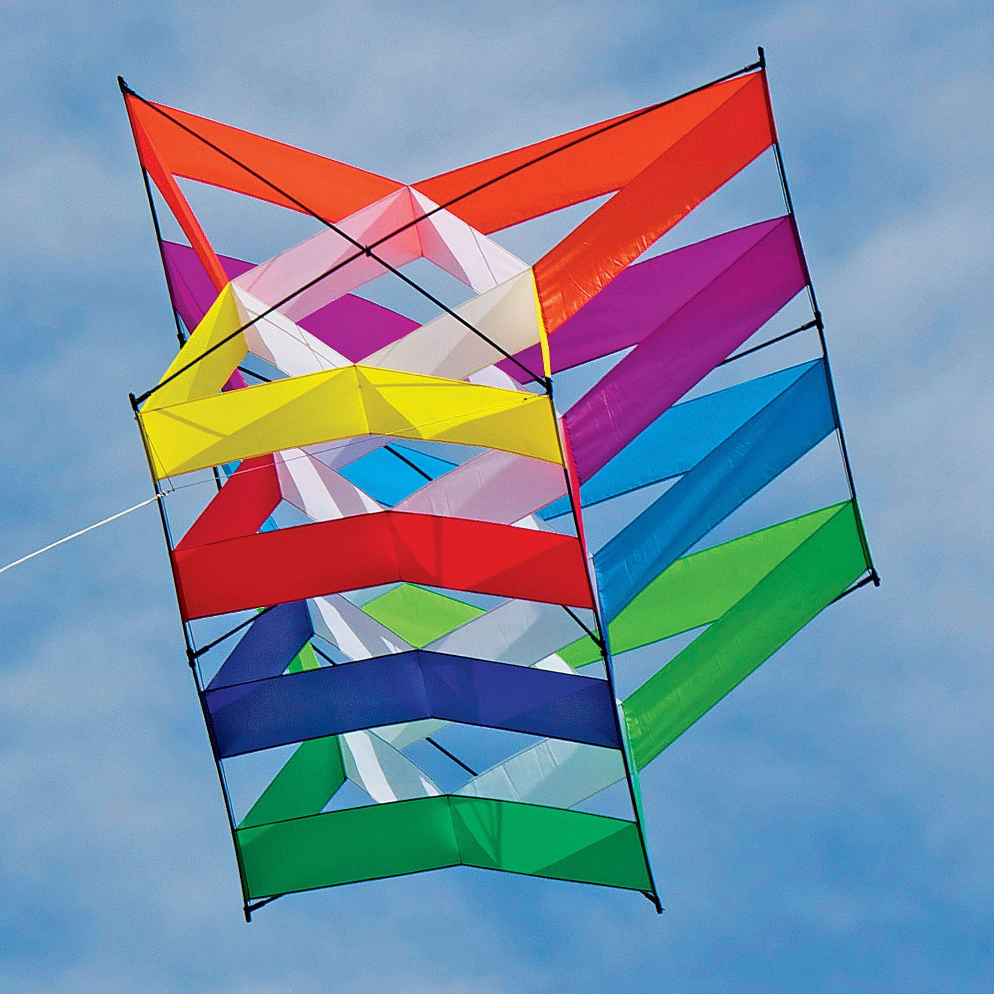 Into The Wind Altitude Box Kite by Into The Wind
