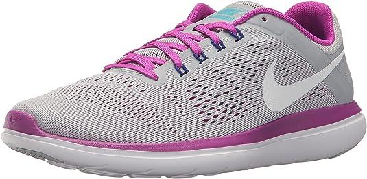Nike Wmns Flex 2016 Rn - Zapatillas de running para mujer: Amazon ...