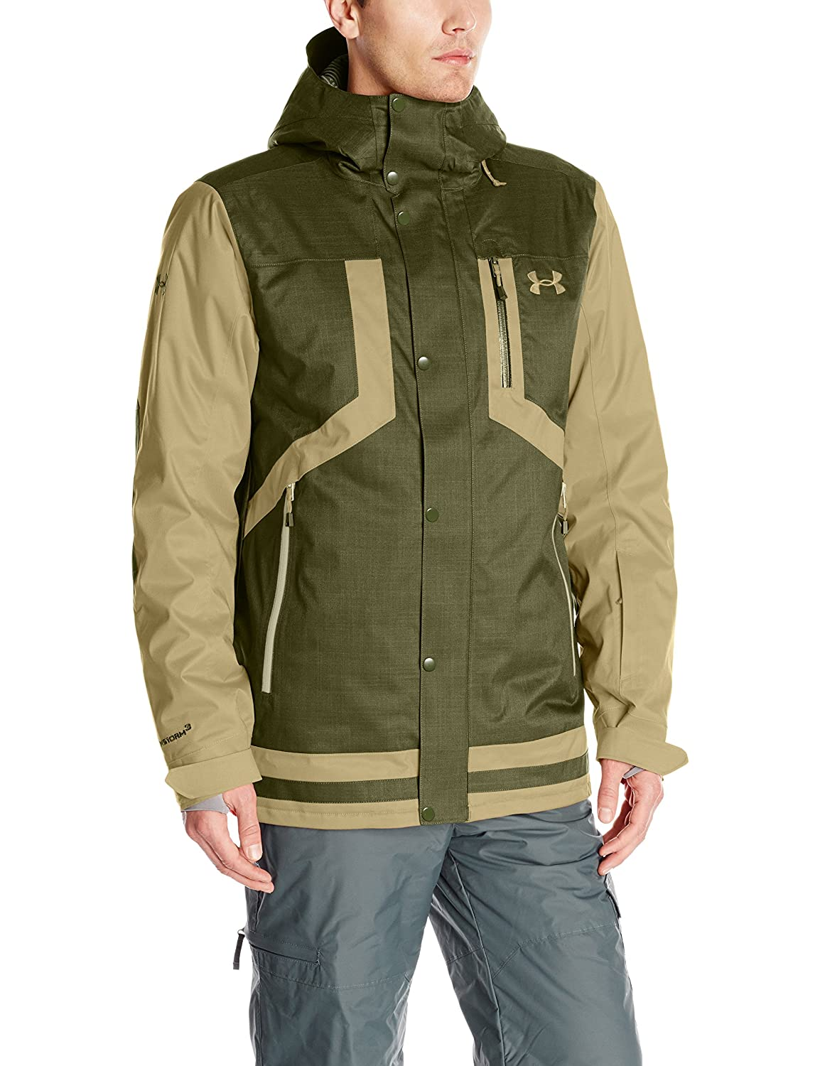 mens under armour cold gear jacket