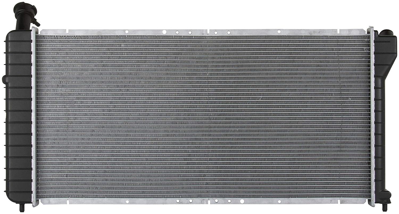 Spectra Premium CU2343 Complete Radiator
