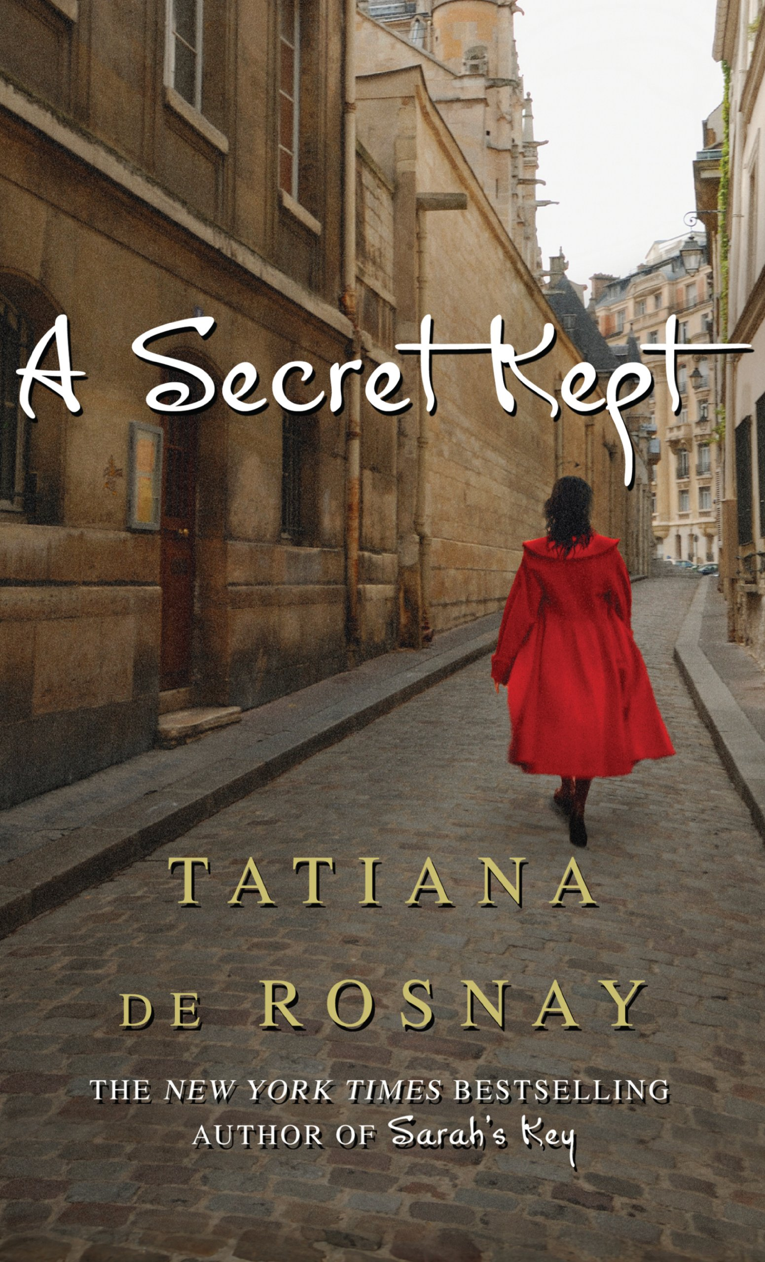 Read Online A Secret Kept pdf