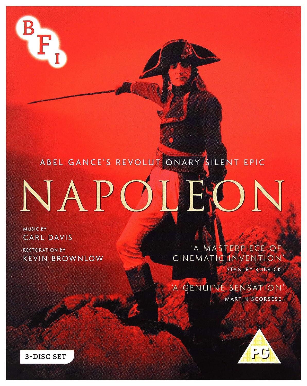 Napoleon [Blu-ray] [Reino Unido]