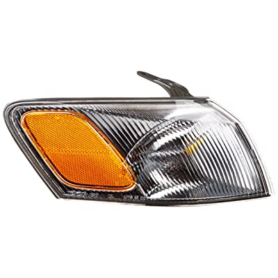 Genuine Toyota Parts 81511-AA010 Passenger Side Front Signal Light Lens/Housing: Automotive
