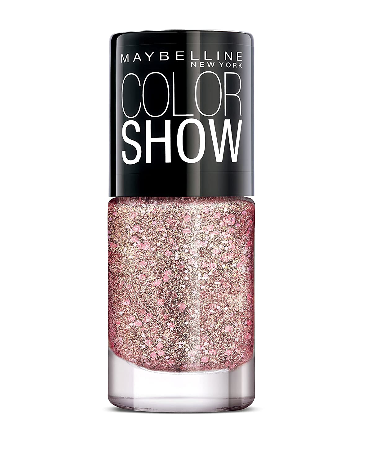 Buy Maybelline New York Color Show Party Girl Nail Paint, Blushing ...