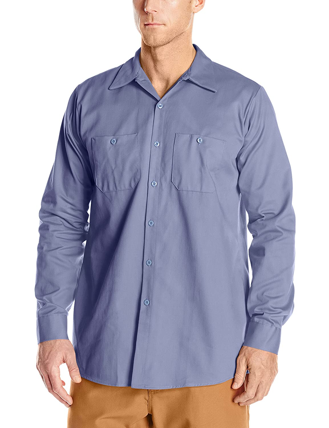 Red Kap Men's Wrinkle Resistant Work Shirt Red Kap Men's Apparel SC30
