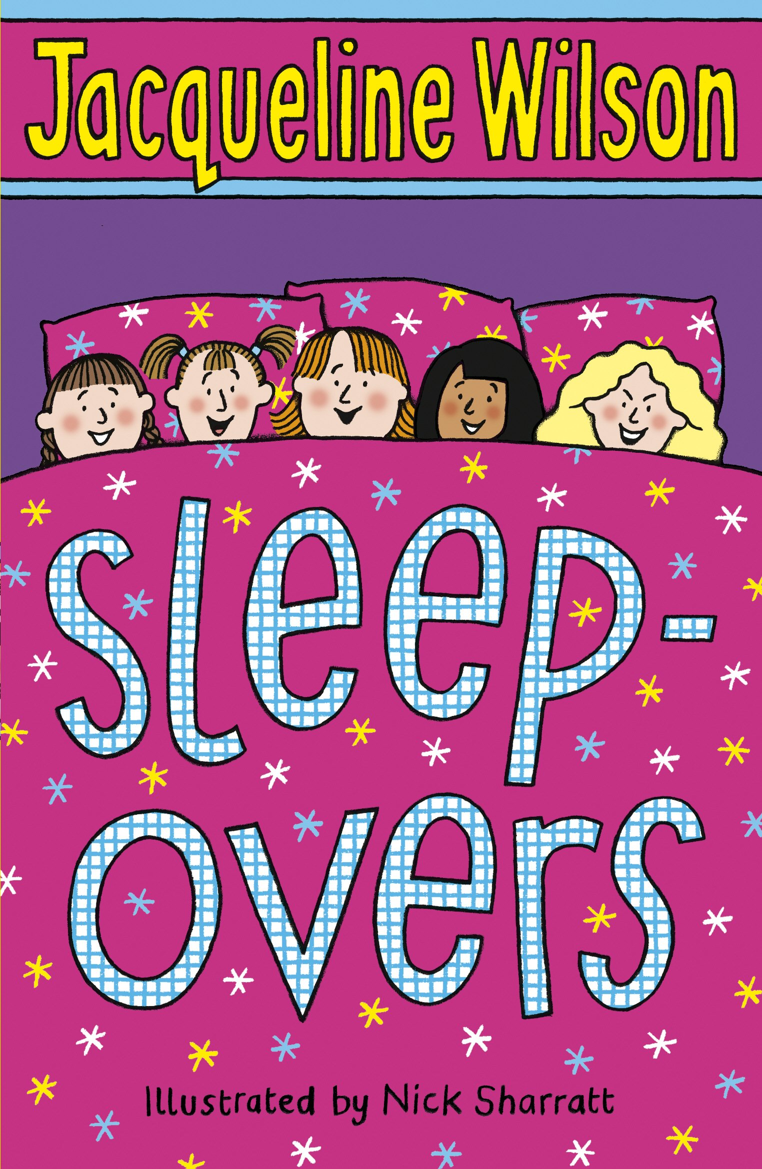 Image result for sleepovers jacqueline wilson cover