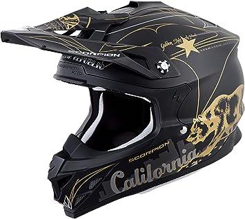 SCORPION cascos VX-35 Golden State casco