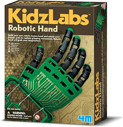 4M Kidz Labs Robotic Hand Science Experiment Learning Toy DIY Game