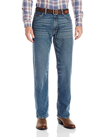 a7a546ff Wrangler Men's 20X Advanced Comfort 01 Competition Relaxed Fit Jean ...