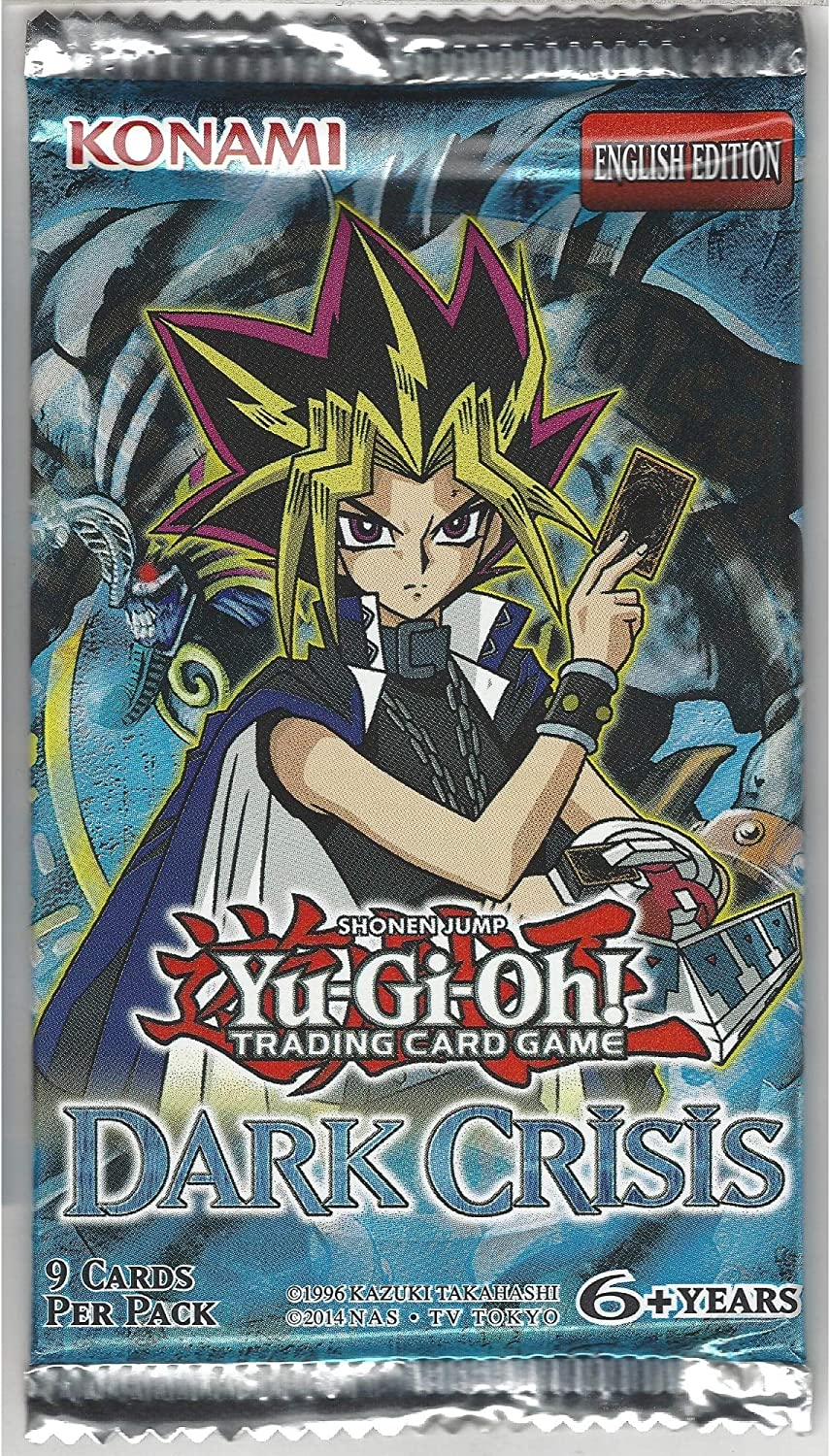 see details Yu-gi-oh booster pack