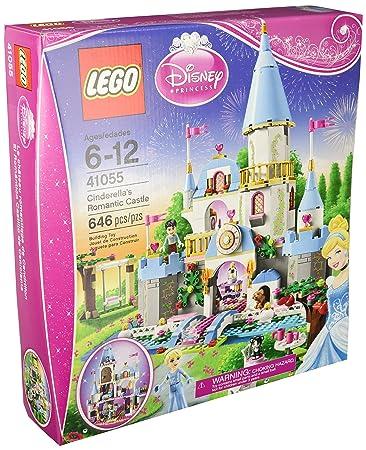 Amazon.com: LEGO Disney Princess Cinderella's Romantic Castle ...