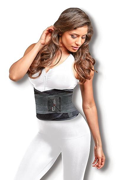 731e7cbe08d09 Amazon.com  Genie Hourglass Waist Trainer Belt – Shapewear for Women   Sports   Outdoors