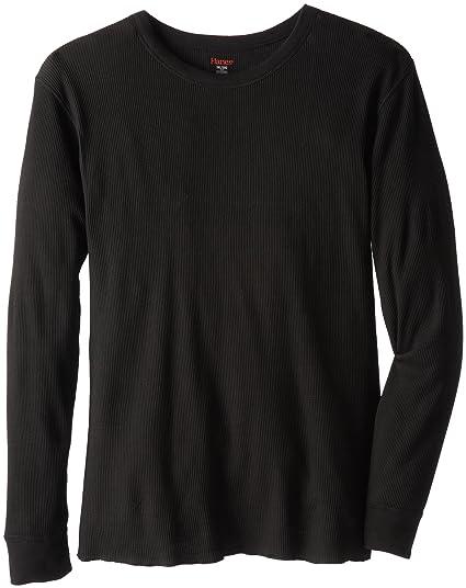 24e04f652dad6 Amazon.com  Hanes Men s X-Temp Thermal Long-Sleeve Top  Sports   Outdoors