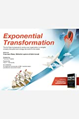 Exponential Transformation: The ExO Sprint Playbook to Evolve Your Organization to Navigate Industry Disruption and Change the World for the Better Paperback